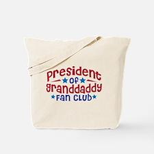 GRANDDADDY FAN CLUB Tote Bag