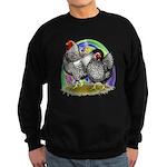 Easter Egg Wyandottes Sweatshirt (dark)