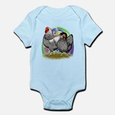 Easter Egg Wyandottes Infant Bodysuit