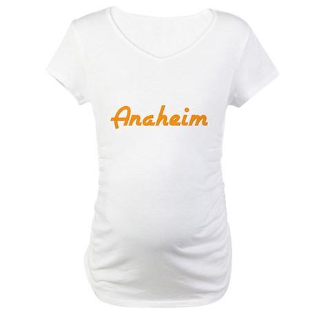Anaheim Maternity T-Shirt