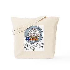 Duncan Clan Badge Tote Bag