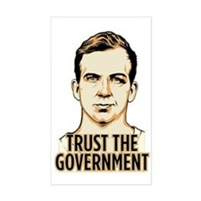 Trust Government Oswald Editi Decal