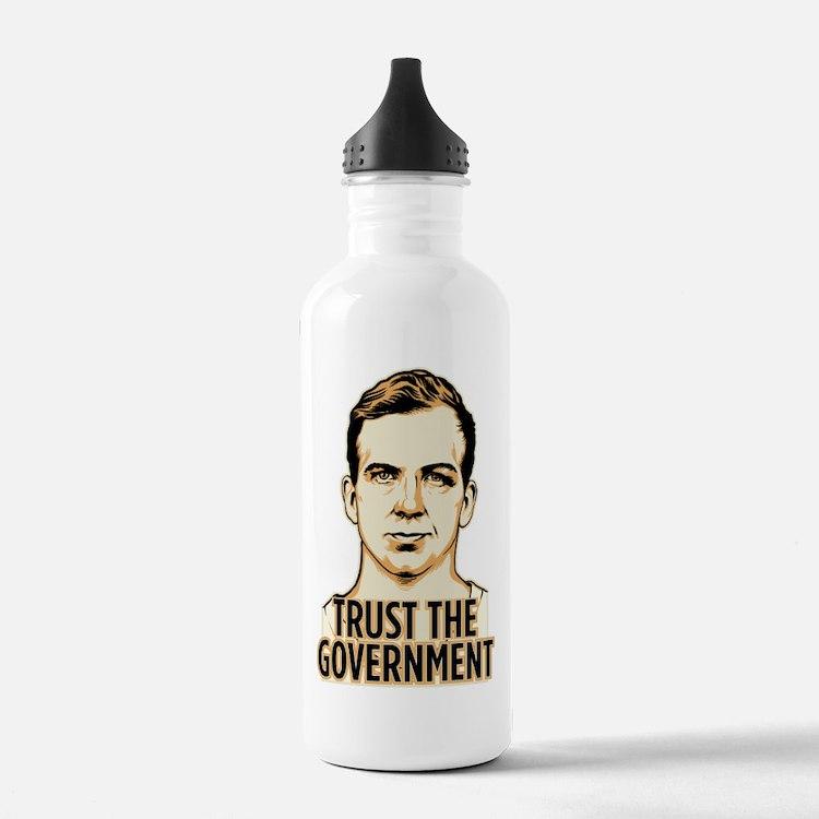 Trust Government Oswald Editi Water Bottle