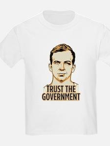 Trust Government Oswald Editi T-Shirt