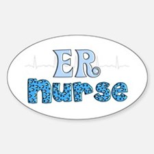 Registered Nurse Specialties Decal