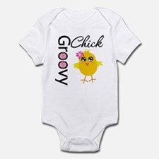 Groovy Chick Infant Bodysuit