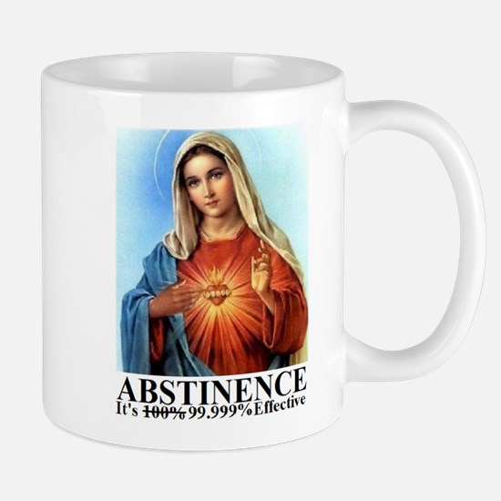 Unique Abstinence Mug