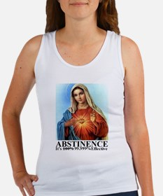 Cute Abstinence Women's Tank Top