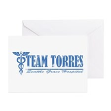Team Torres SGH Greeting Cards (Pk of 10)