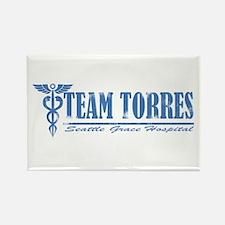 Team Torres SGH Rectangle Magnet