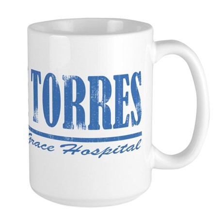 Team Torres SGH Large Mug