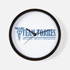 Team Torres SGH Wall Clock
