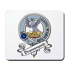 Drummond Clan Badge Mousepad
