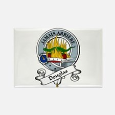 Douglas Clan Badge Rectangle Magnet (10 pack)