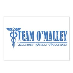 Team O'Malley SGH Postcards (Package of 8)