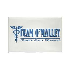 Team O'Malley SGH Rectangle Magnet