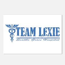 Team Lexie SGH Postcards (Package of 8)