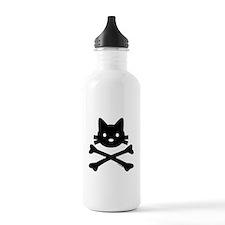 Kitty X-Bones by Rotem Gear Water Bottle