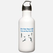 Give Your Dog A Gift Water Bottle