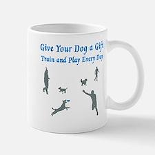Give Your Dog A Gift Mug