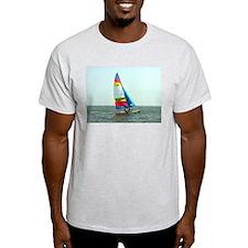 Hobie Cat Ash Grey T-Shirt