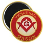 Prince Hall Mason Magnet