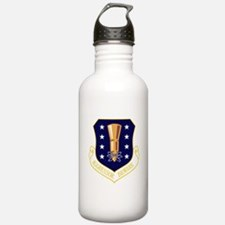 44th Missile Wing Water Bottle