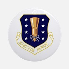 44th Missile Wing Ornament (Round)