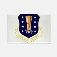 44th Missile Wing Rectangle Magnet