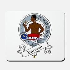 Darroch Clan Badge Mousepad