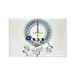 Dalziel Clan Badge Rectangle Magnet (10 pack)