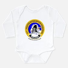 57th FIS Long Sleeve Infant Bodysuit