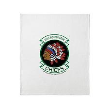 335th Throw Blanket
