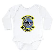 390th Long Sleeve Infant Bodysuit