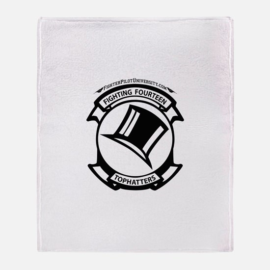 VFA-14 Throw Blanket