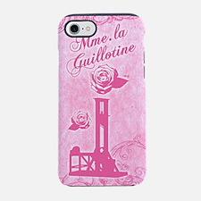 Mme-La-Guillotine_pink_ff.png iPhone 7 Tough Case