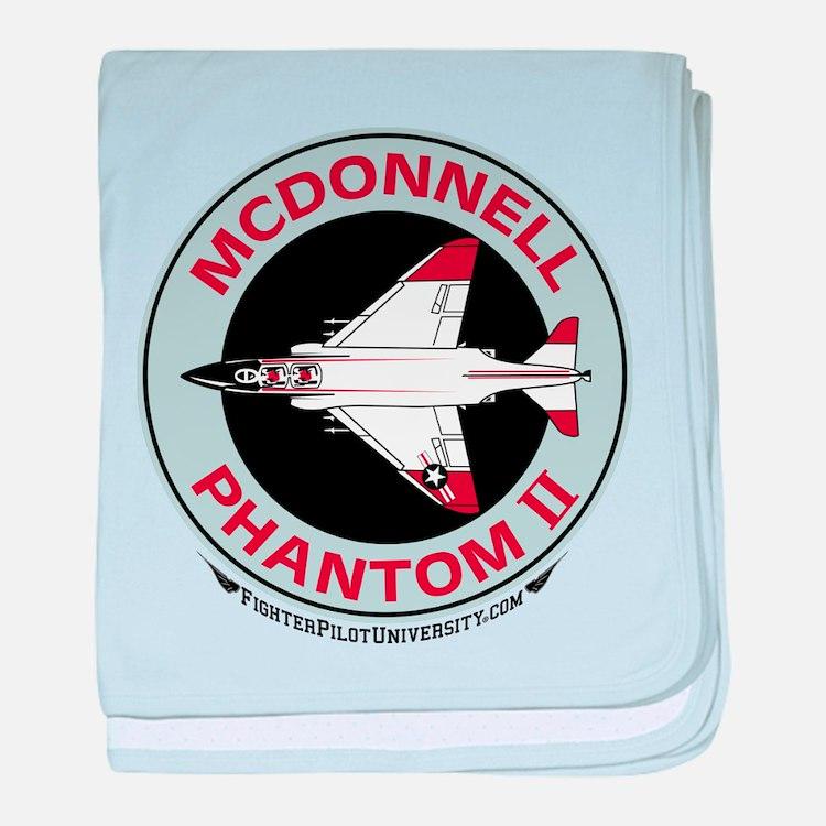 MD Phantom II baby blanket