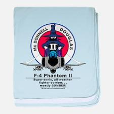 F-4 baby blanket