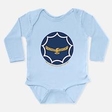 S Africa Long Sleeve Infant Bodysuit