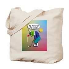 Be the Ball Tote Bag