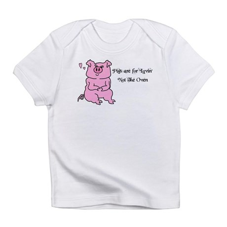 HAPPY BIRTHDAY CUTE PINK PIG Infant T-Shirt