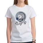 Cunningham Clan Badge Women's T-Shirt