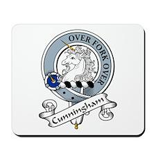 Cunningham Clan Badge Mousepad