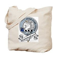 Cunningham Clan Badge Tote Bag