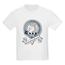 Cunningham Clan Badge Kids T-Shirt