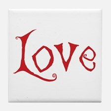 love Tile Coaster