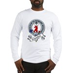 Crawford Clan Badge Long Sleeve T-Shirt