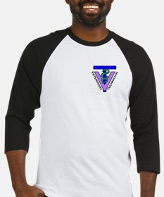 You Might Be a Vet Tech logo front Baseball Jersey