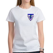 You Might Be a Vet Tech (back),logo front Womens T