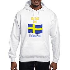 Cute Sverige Hoodie